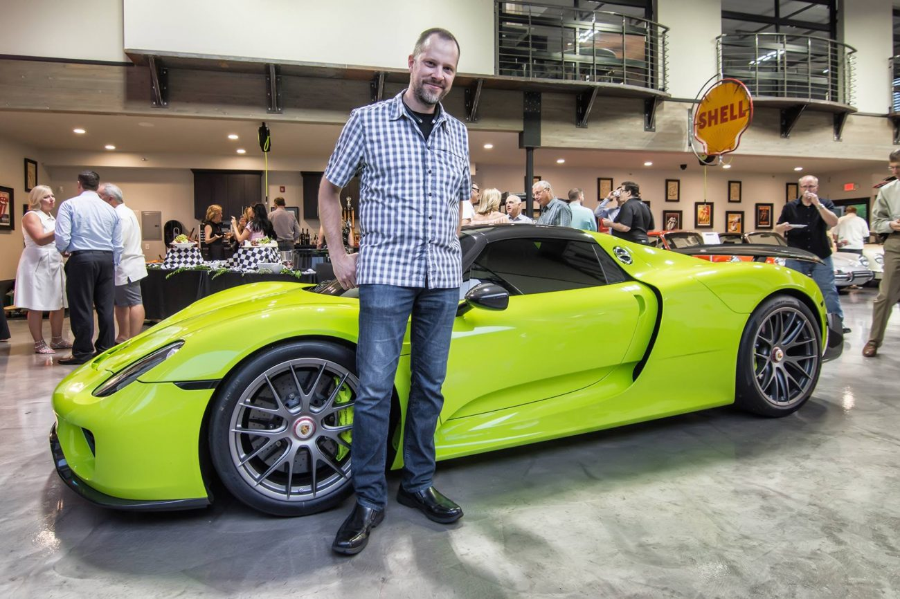 Cars For A Cause Event – Iron Gate Motor Condos