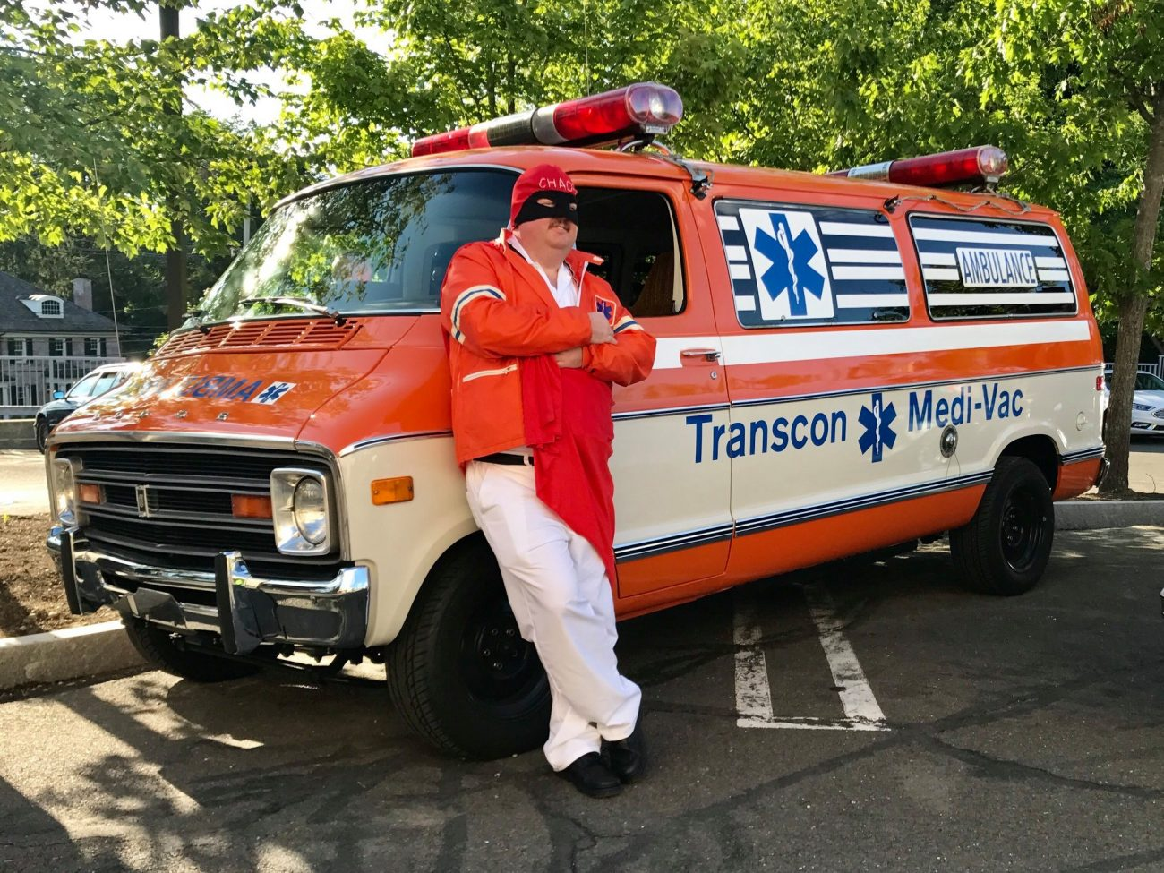 Can You Race An Ambulance Across The USA?