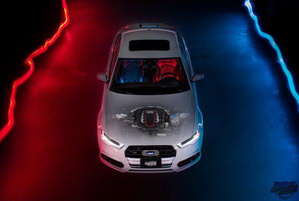 Cannonball Run Audi S6