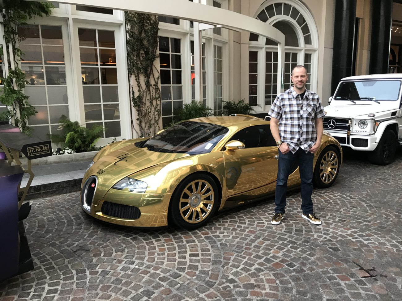 Team Rdbla Luxury Auto Collection Scottsdale Bugatti Veyron Arne S