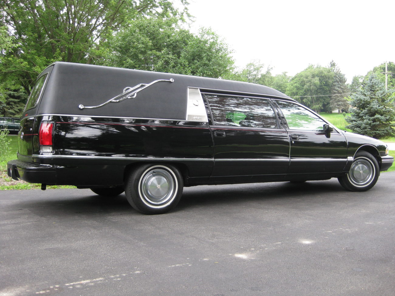 Hearse purchase #1 - Buick Roadmaster