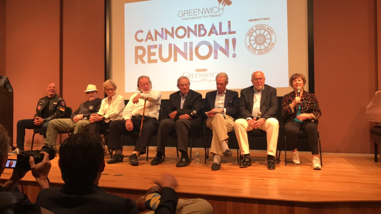 Cannonball Reunion 2017 Panel