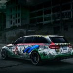Ghostbusters E63 AMG Arne's Antics GoldRush Rally GRX Tillman Light Drawing