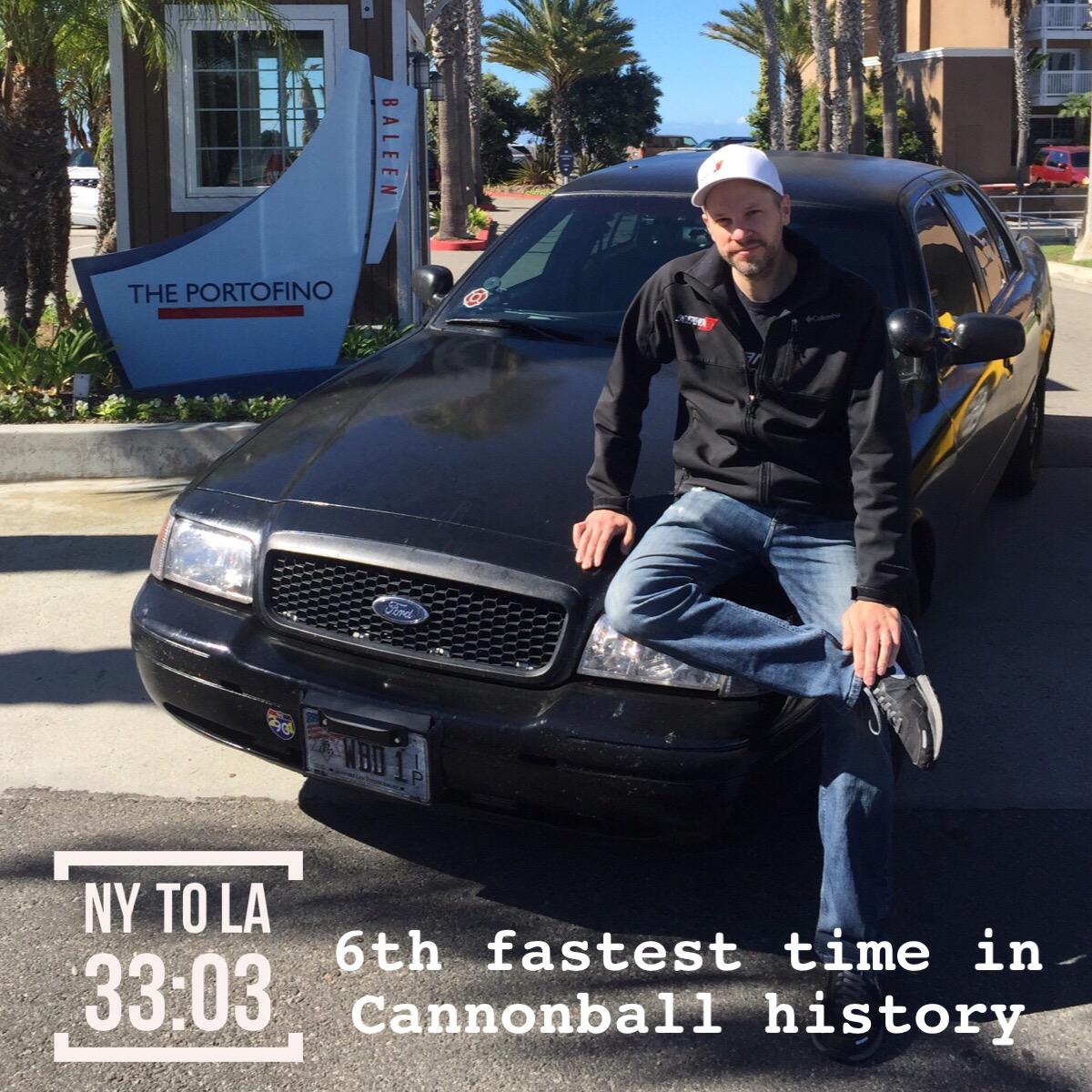 P-71 Blackturd The 2904 Cannonball Run 2015 Arne's Antics