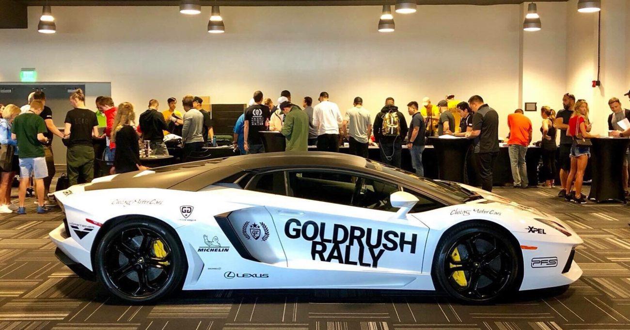 goldRush Rally GRX registration Arne's Antics