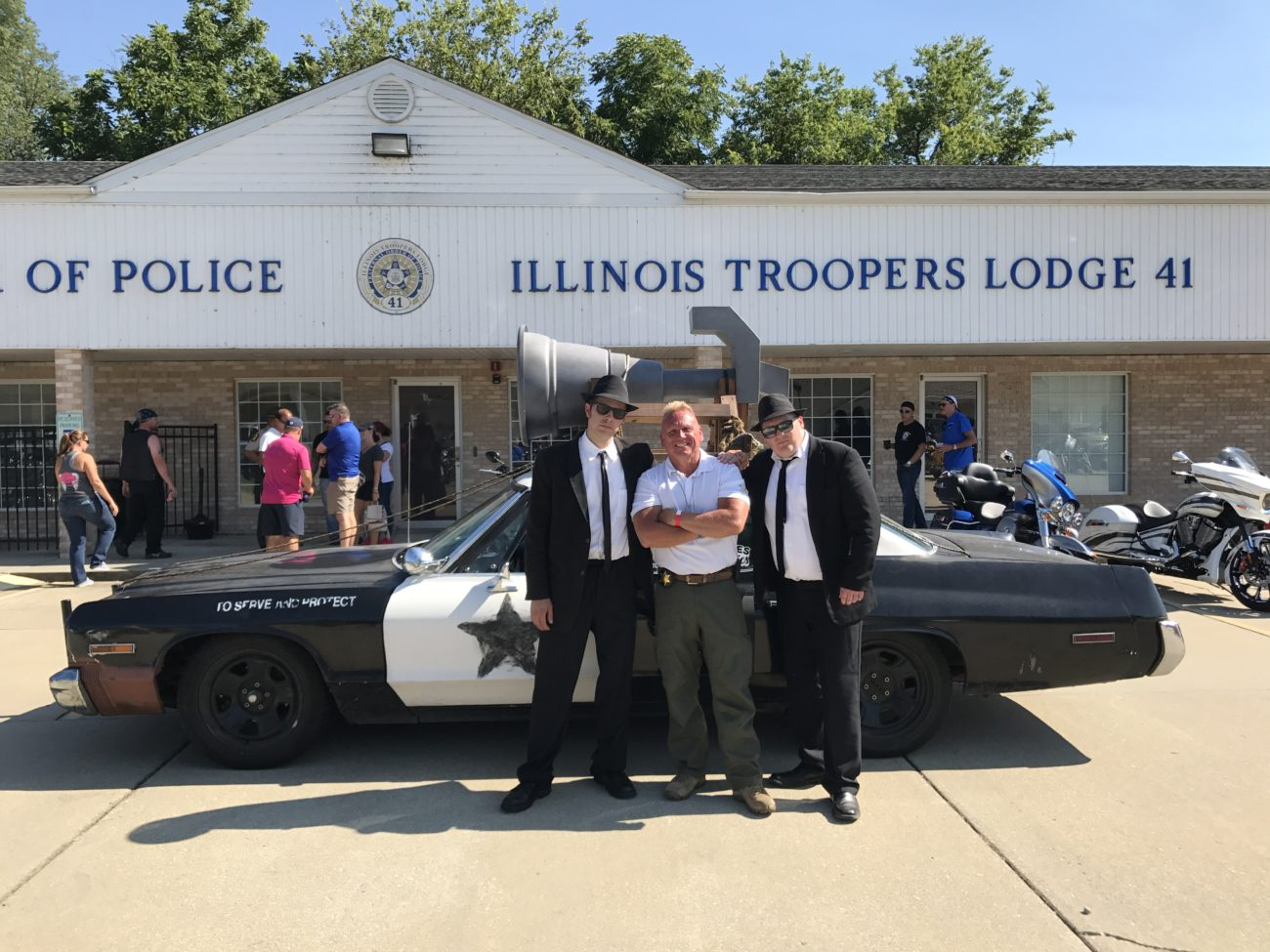 10th Annual Illinois State Police Heritage Foundation Fun Run 2017