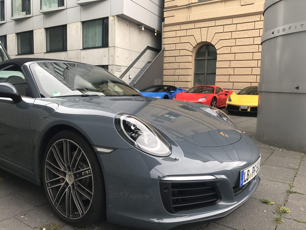 2017 Porsche 911 Carrera S4 Cab Arne's Antics Adventure Drive AD.04