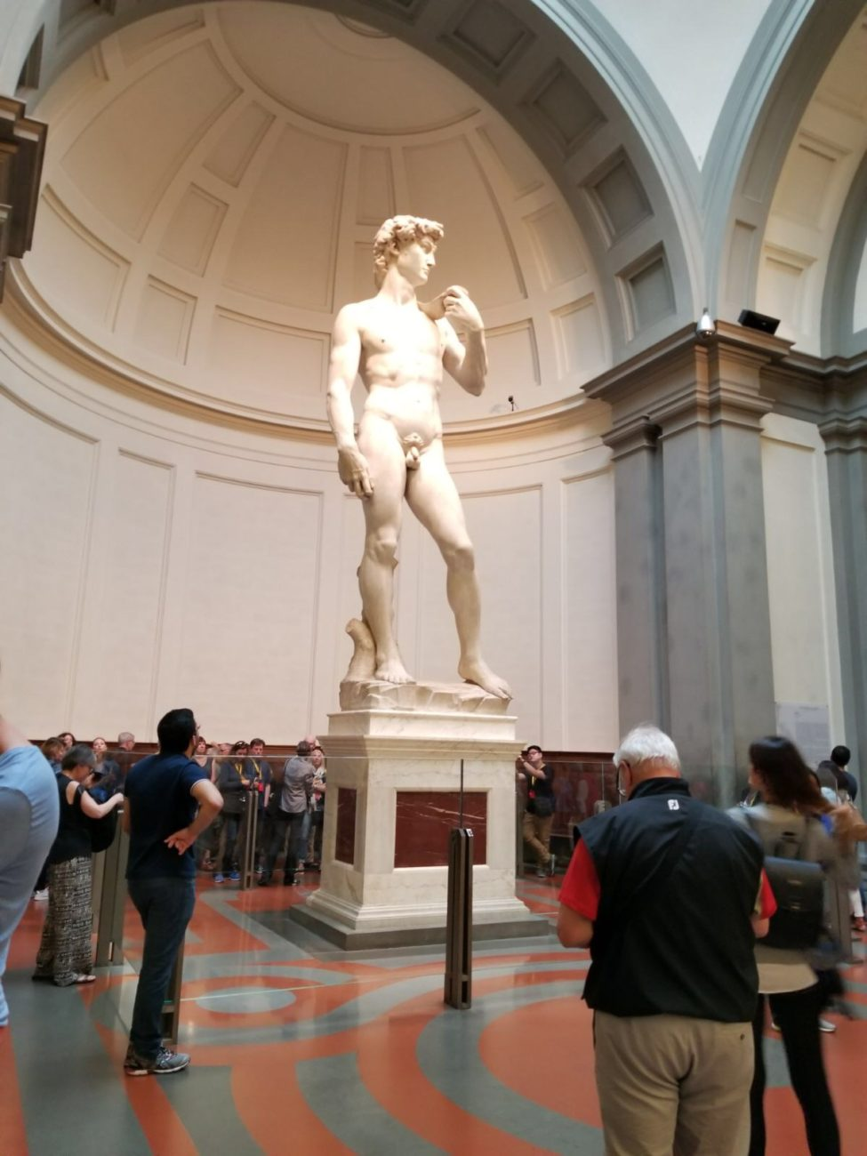 Michelangelo'sDavid Florence Italy Adventure Drives AD.04