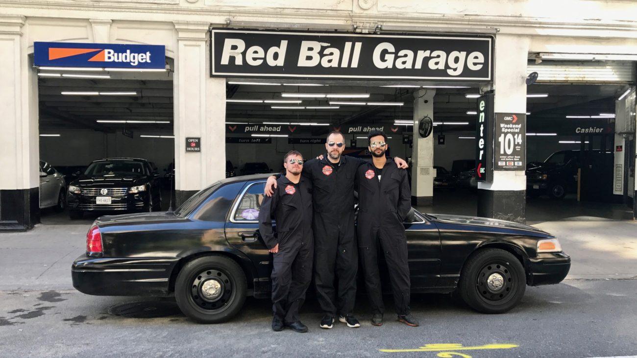 P71 Blackturd Arne's Antics Redball Garage