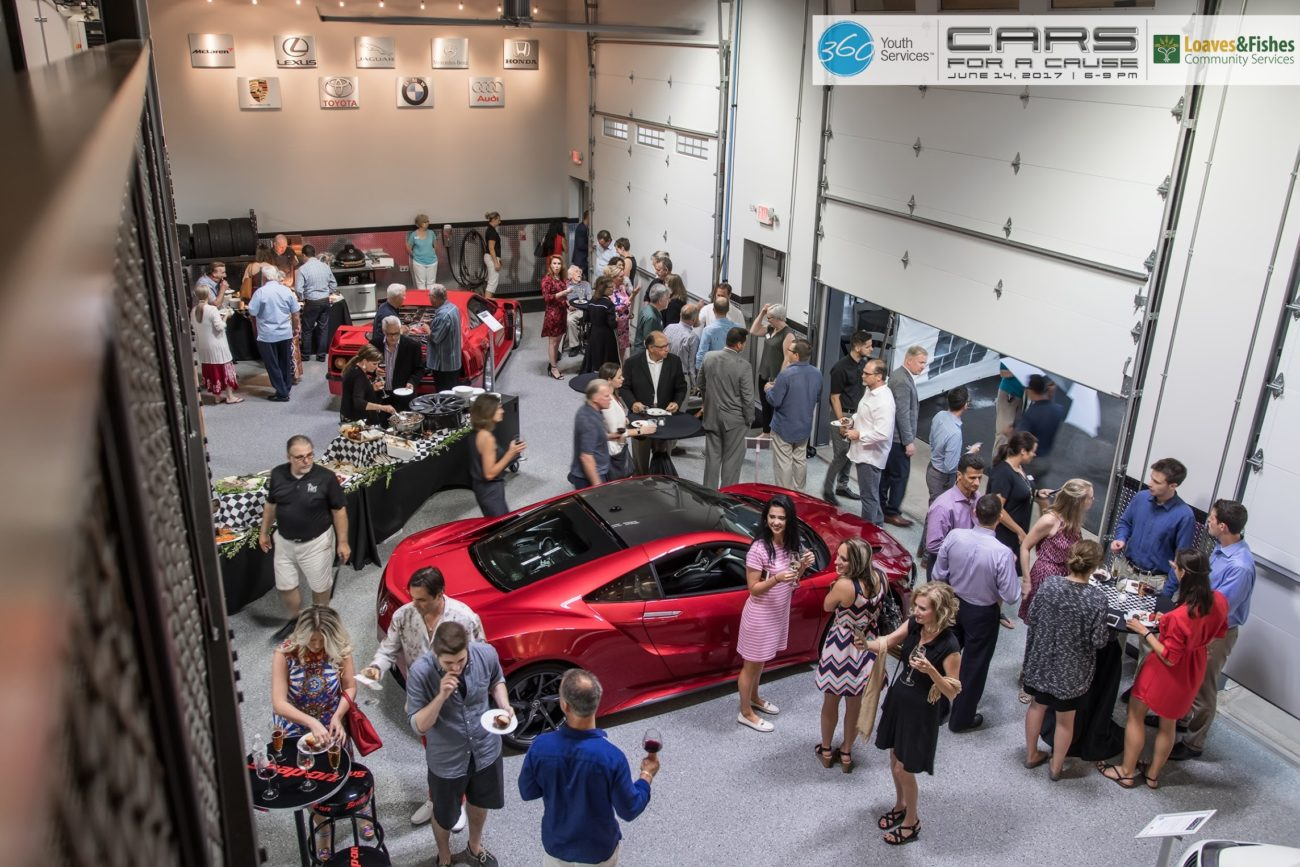 3rd Annual Cars for a Cause Iron Gate Motor Condos