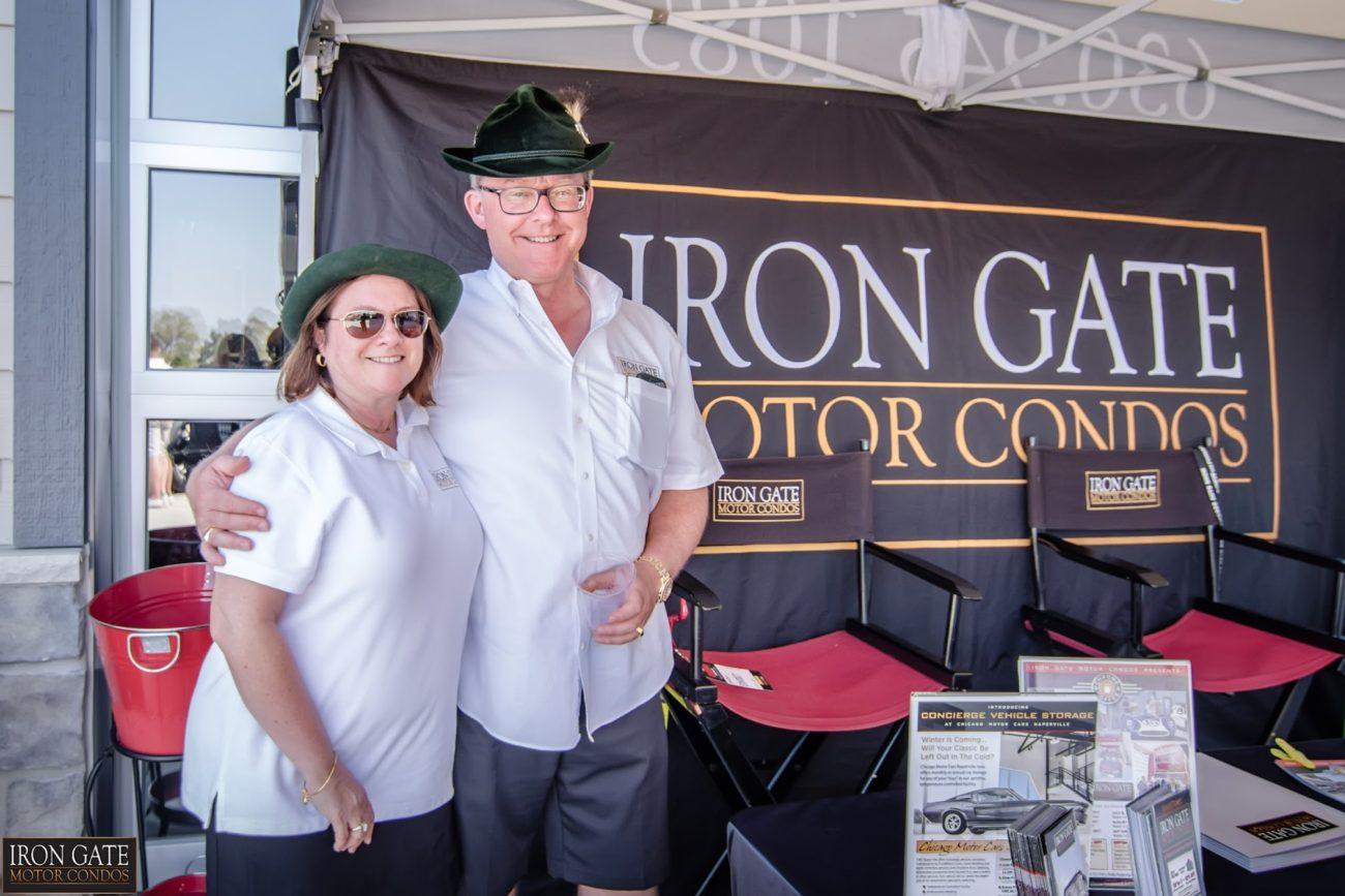 Iron Gate Motor Condos Cartoberfest