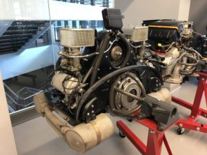 Rare Porsche4-cam 2.0L freshly rebuilt and restored to factory spec. Cost: nearly $1mil!