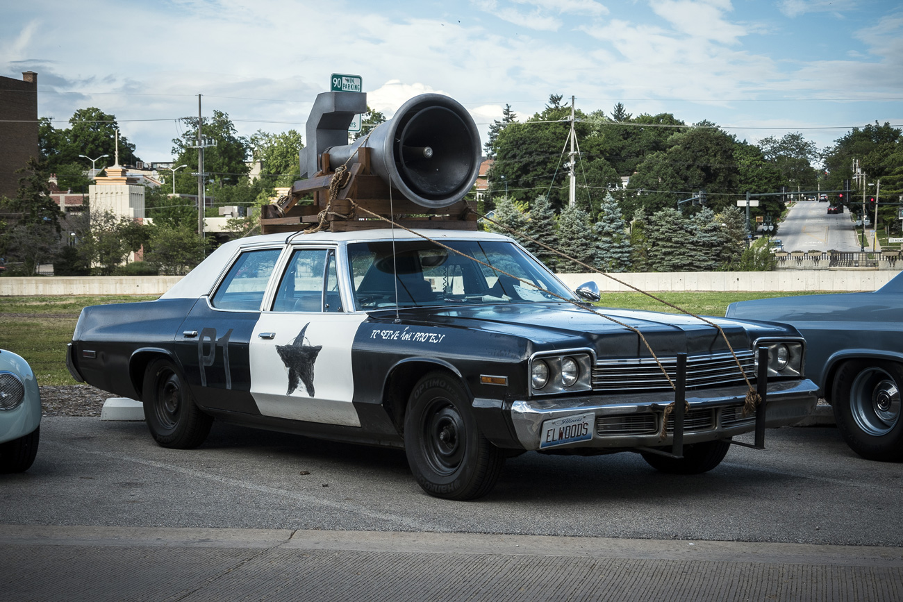 Police Radar Jammer >> The Bluesmobile - Arne's Antics