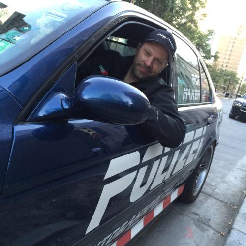 BMW Polizei