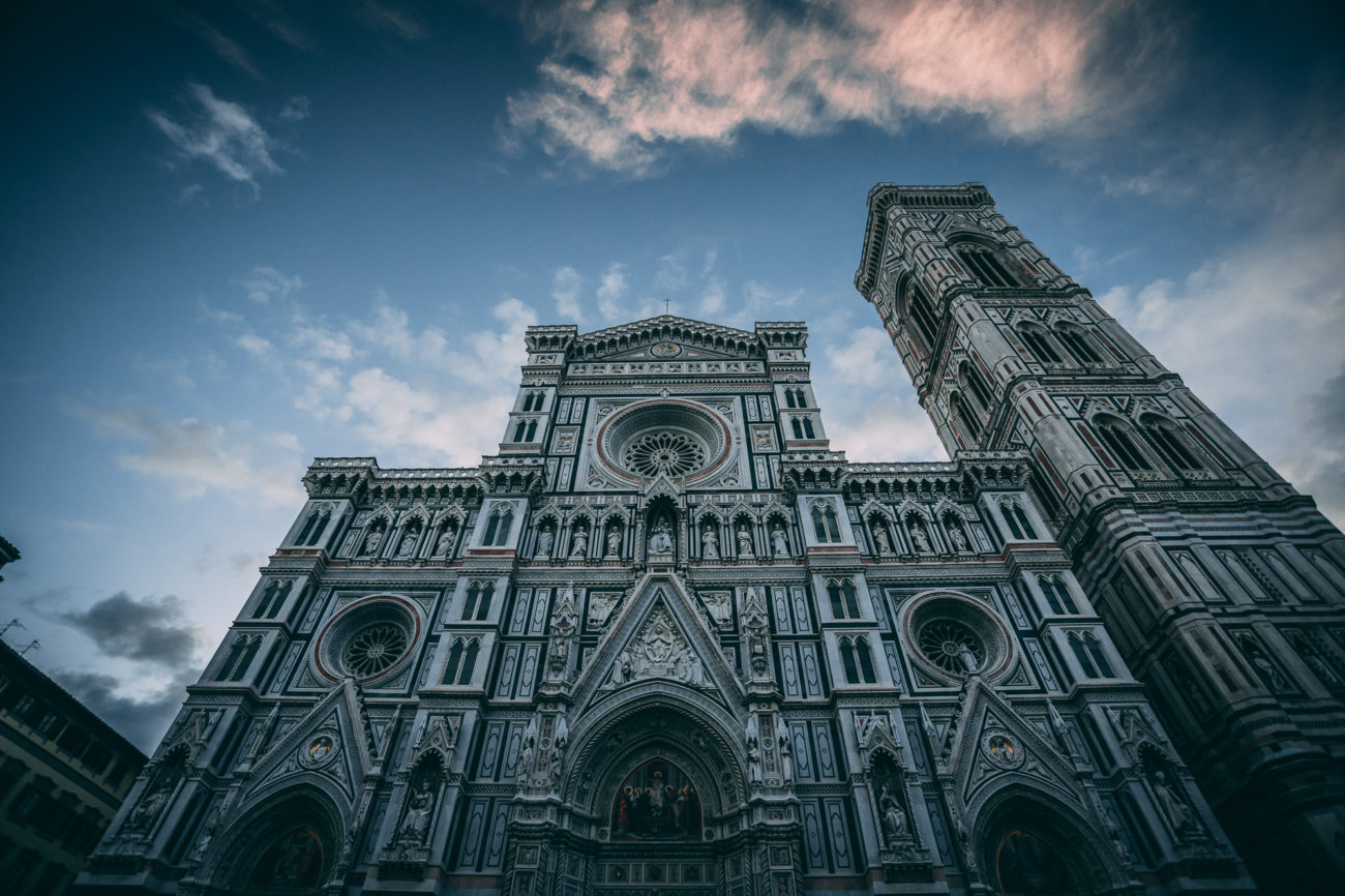 Duomo - Cathedral Florence Italy Adventure Drives AD.04