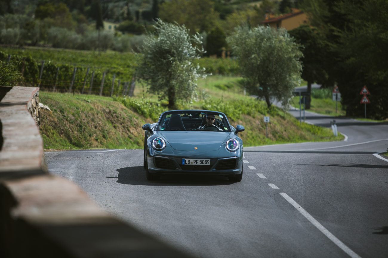 Arne's Antics in Tuscany Italy Adventure Drives AD.04