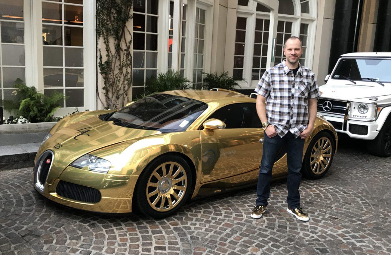 Team RDBLA LAC Scottsdale Bugatti Veyron