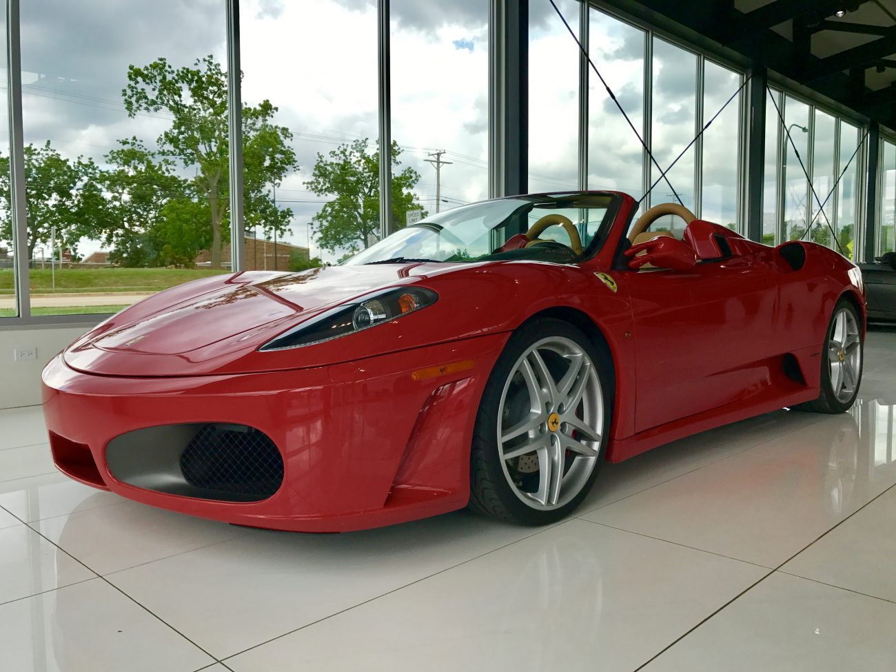 Ferrari F430 Iron Gate Motor Plaza Chicago Motor Cars Jewelry Box