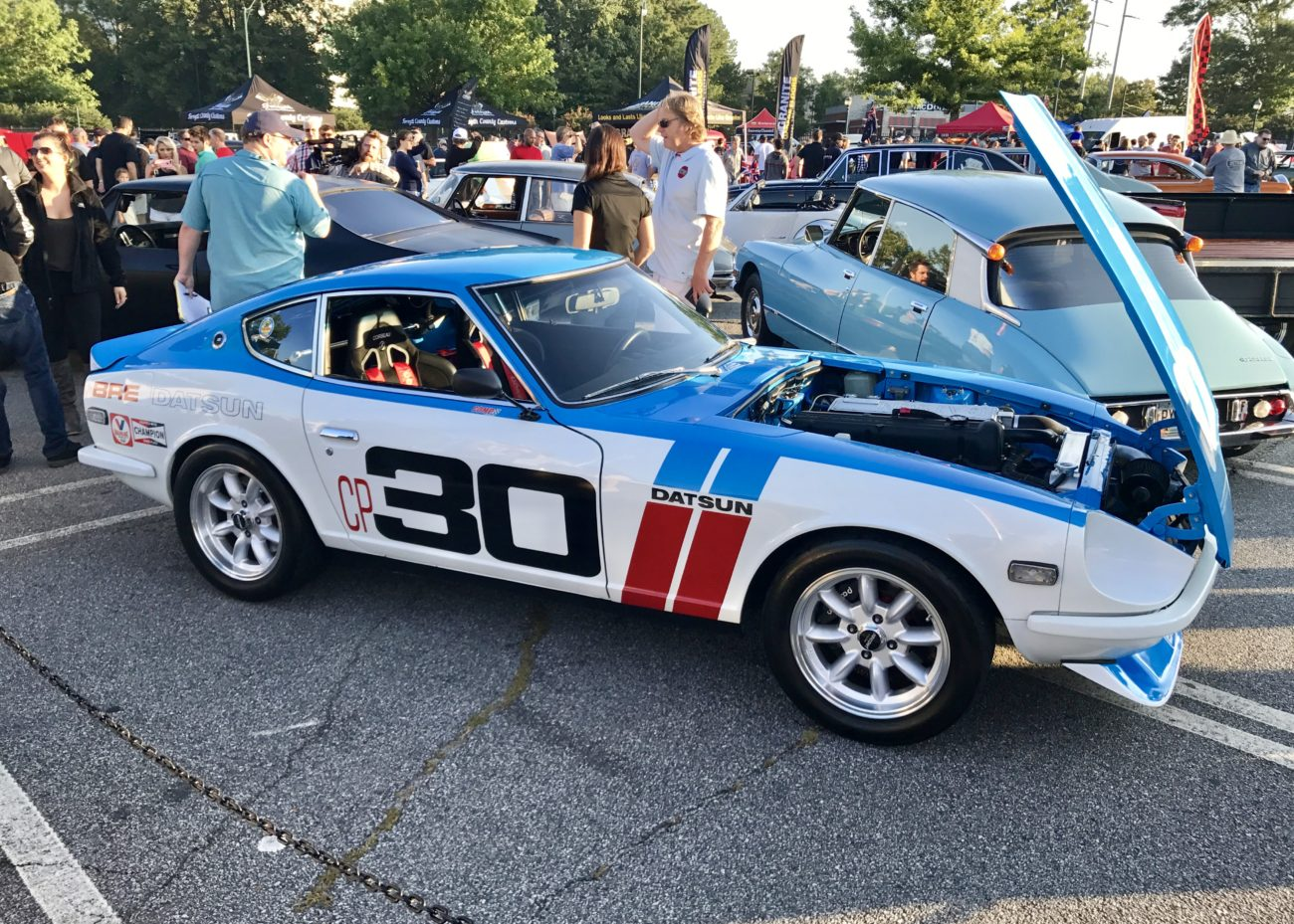 Brock Racing Enterprises BRE 240Z