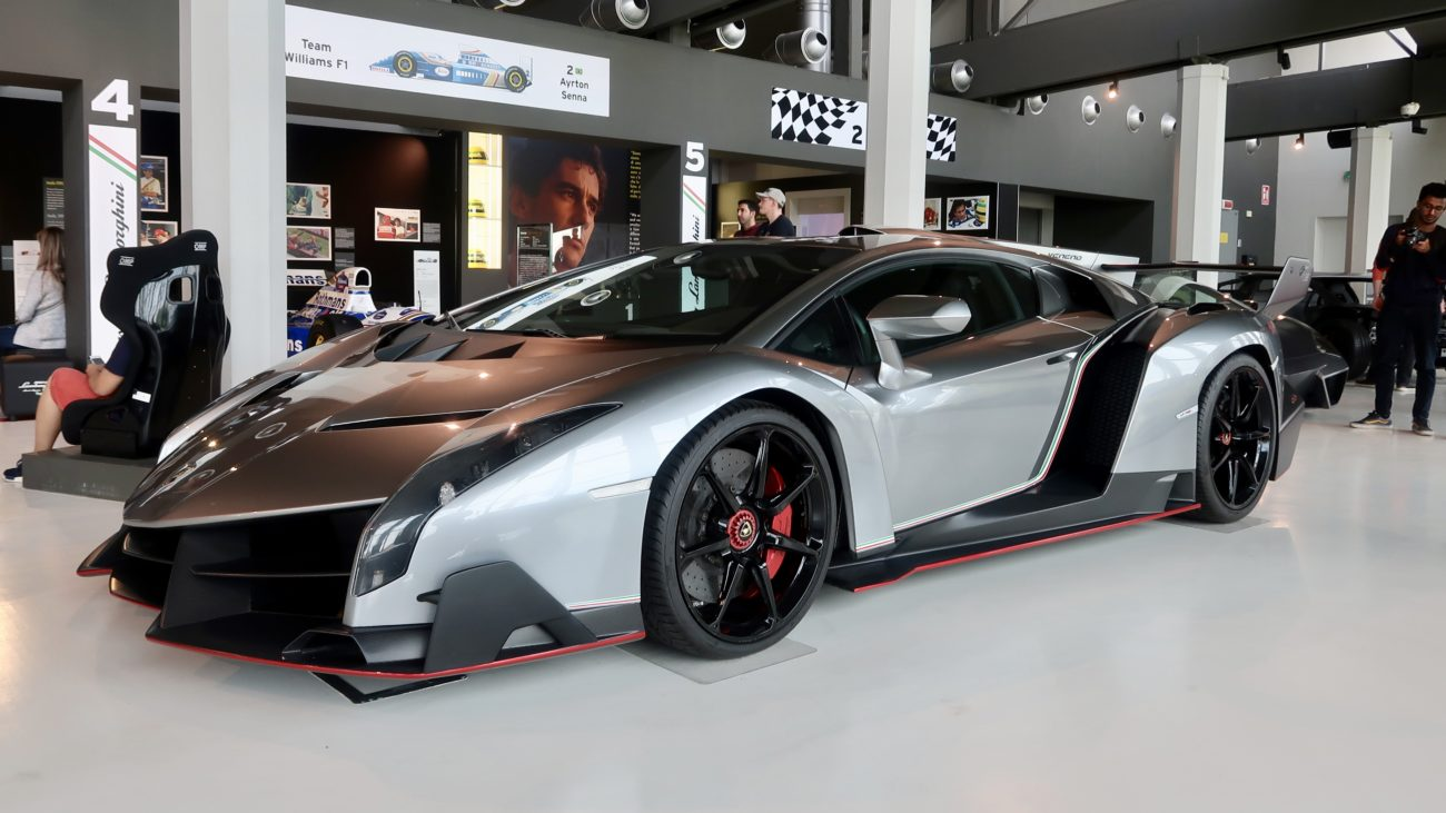 50th anniversary Lamborghini Veneno Adventure Drives AD.04 Arne's Antics