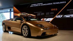 2001 Lamborghini Diablo 6.0 SE Adventure Drives AD.04 Arne's Antics
