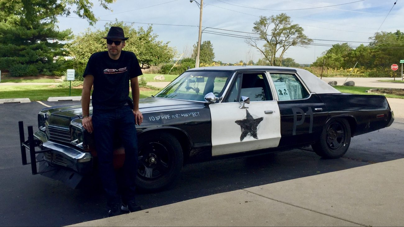 Preparing A Bluesmobile For The Cannonball Run