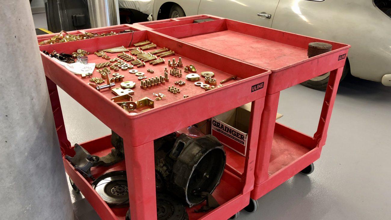 Porsche Factory Restoration Center Arne's Antics Tour