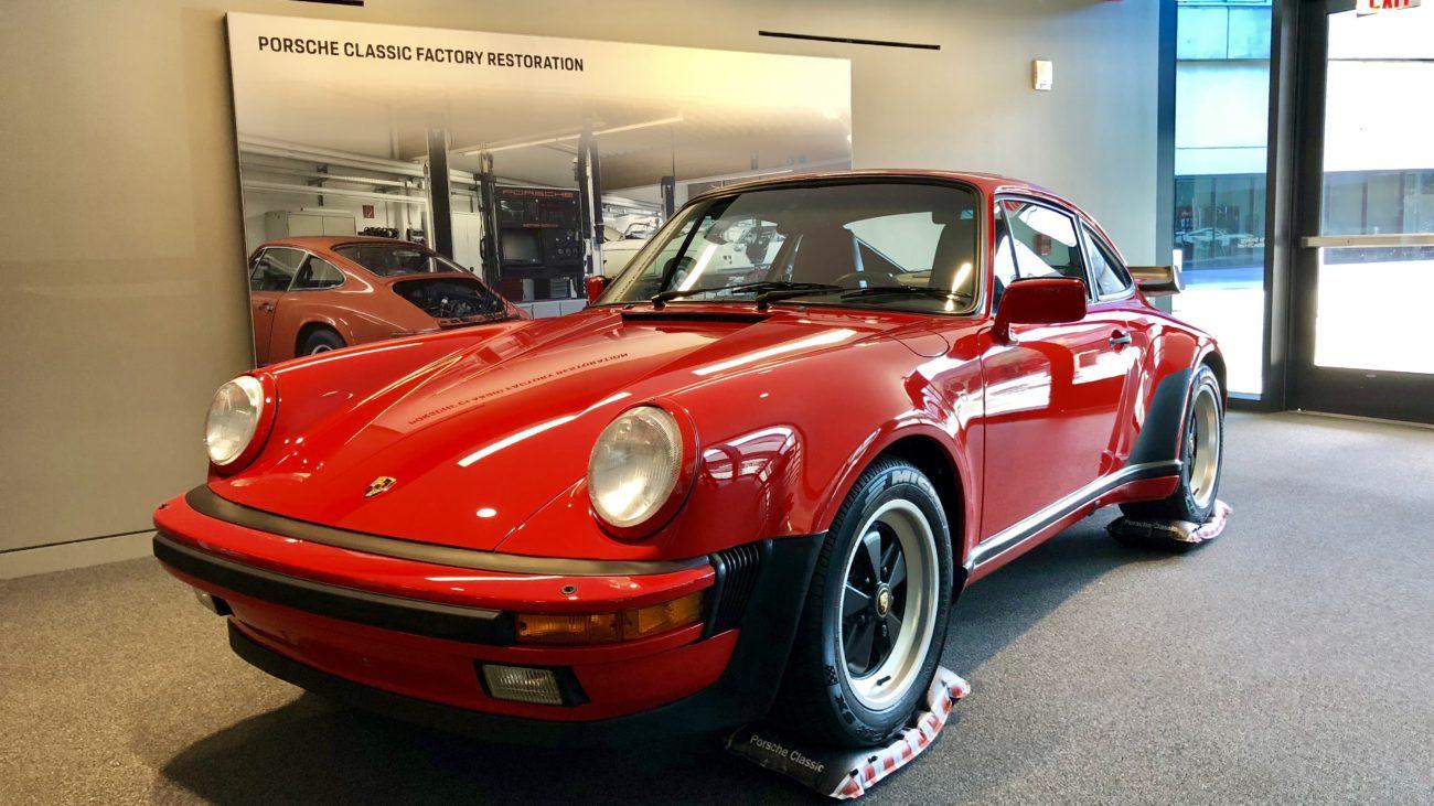 A Peek Inside The Porsche Factory Restoration Center