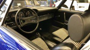 Porsche Factory Restoration Center Arne's Antics Tour 1973 911 2.7RS