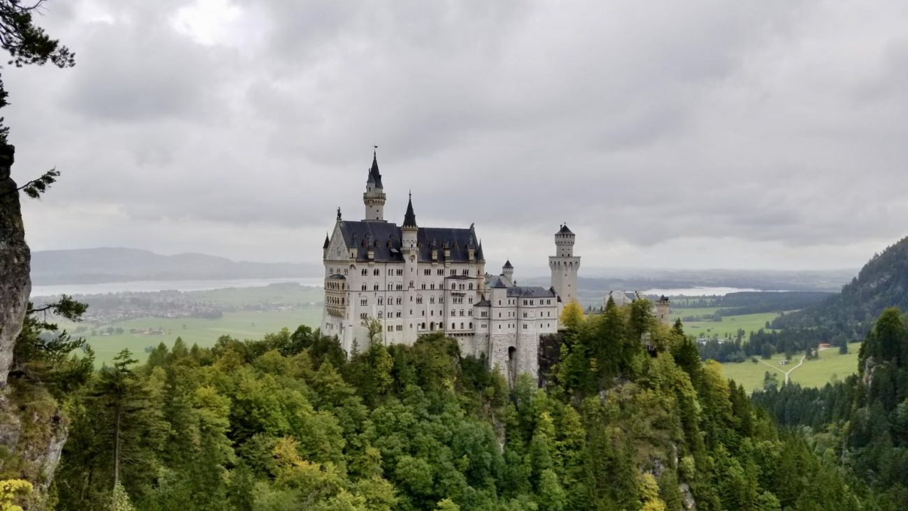Switzerland Adventure Drives AD.04 Arne's Antics Neuschwanstein Castle Germany