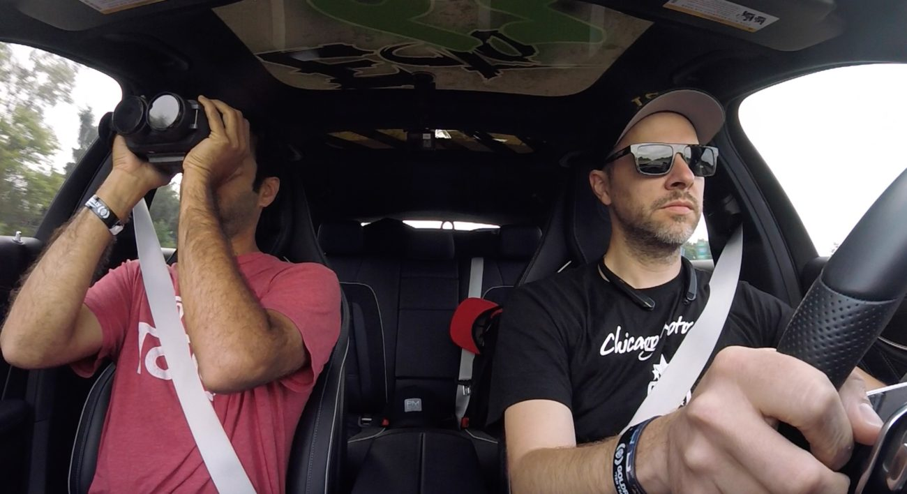 Arne's Antics Ghostbusters GoldRush Rally GRX