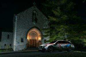 Ghostbusters E63 AMG Arne's Antics GoldRush Rally GRX Tillman Light Drawing