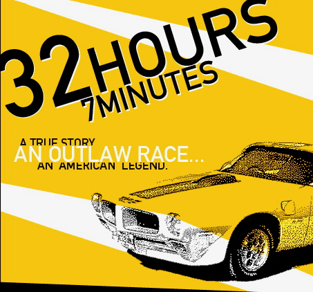 32 Hours 7 Minutes An Outlaw Race Cannonball US Express